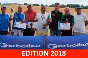 Garbolino Rameau Cup 2018 compétion pêche au coup Chemillé sur indrois