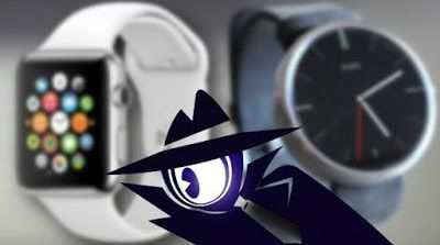 smartwatch espia