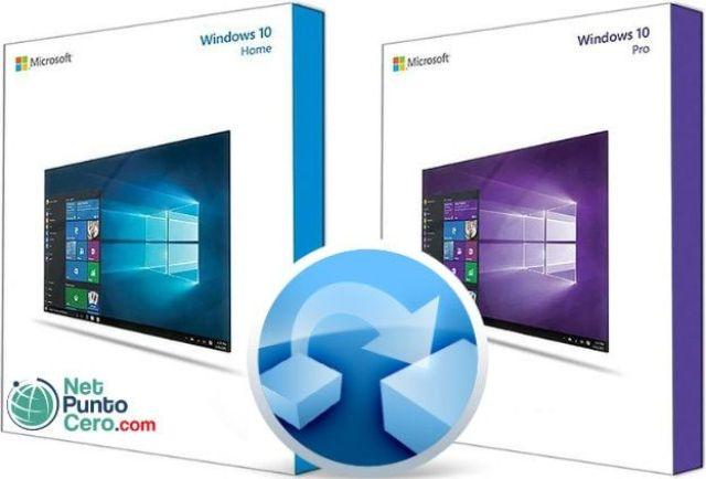 actualizar windows 10 home a pro