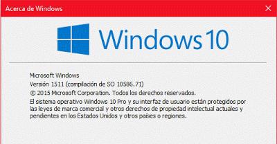 windows 1511