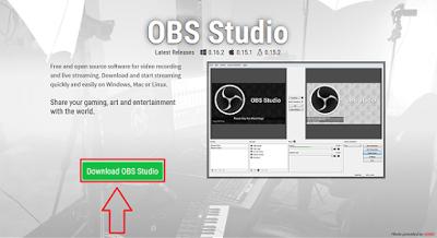 descargar obs studio