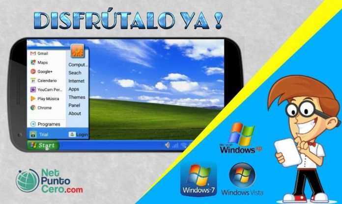 windows en android