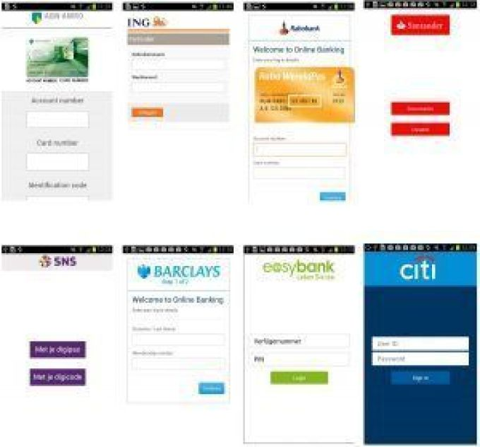 apps bancarias infectadas por BankBot