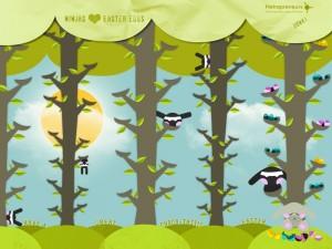 April Wallpaper2011