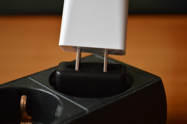Icefox X2 Stecker-Adapter