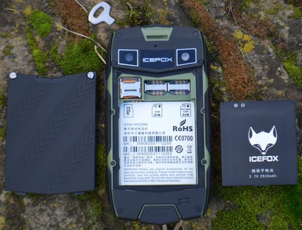 IceFox Thunder Dual-SIM