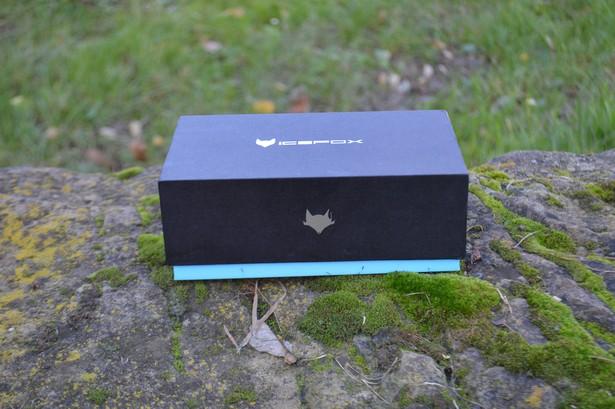 IceFox Thunder Verpackung