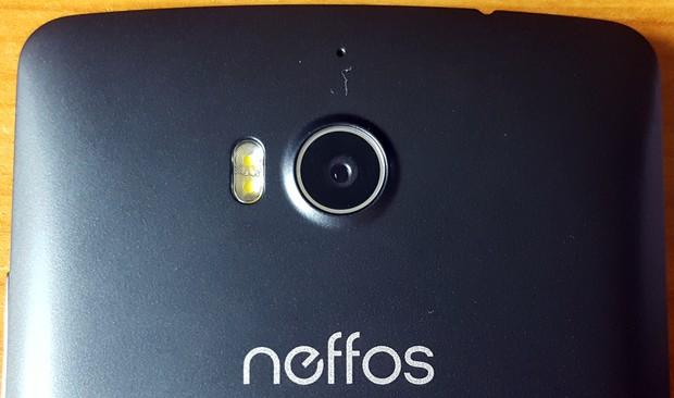 Neffos C5 Max Kamera