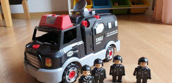 SWAT-Truck