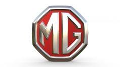 Mg logo 3D 모델 in 자동차 부품 3DExport