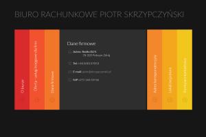 Strona Biuro Rachunkowe Piotr Skrzypczyński