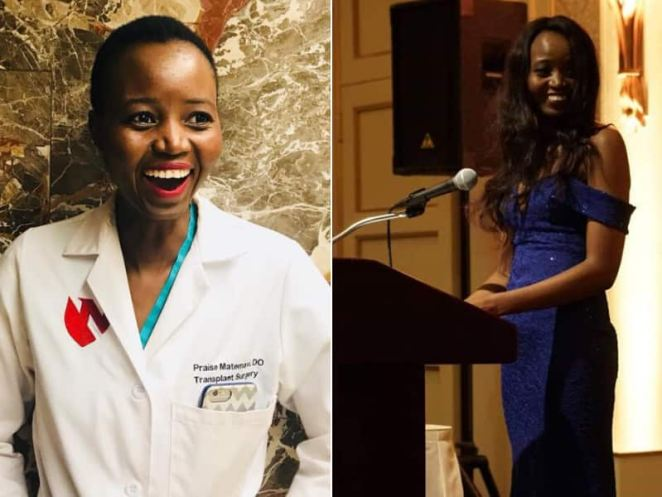 Teenage pregnancy never stopped her from becoming a Transplant Surgeon