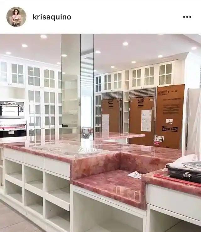 Kris Aquino House Interior