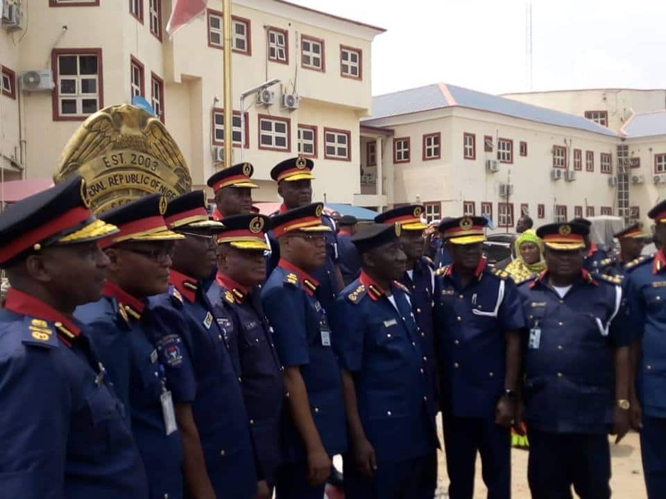 Nigeria Security Civil Defence Corps Nscdc