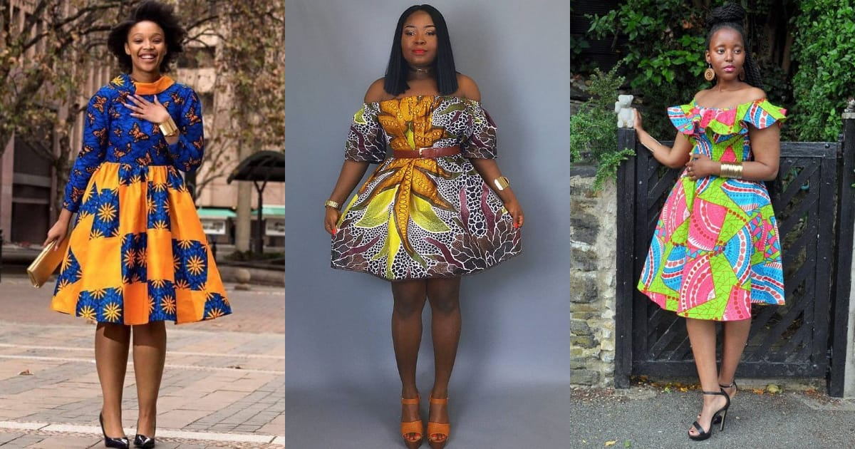 Latest African Fashion Dresses For Ladies In 2019 [Updated