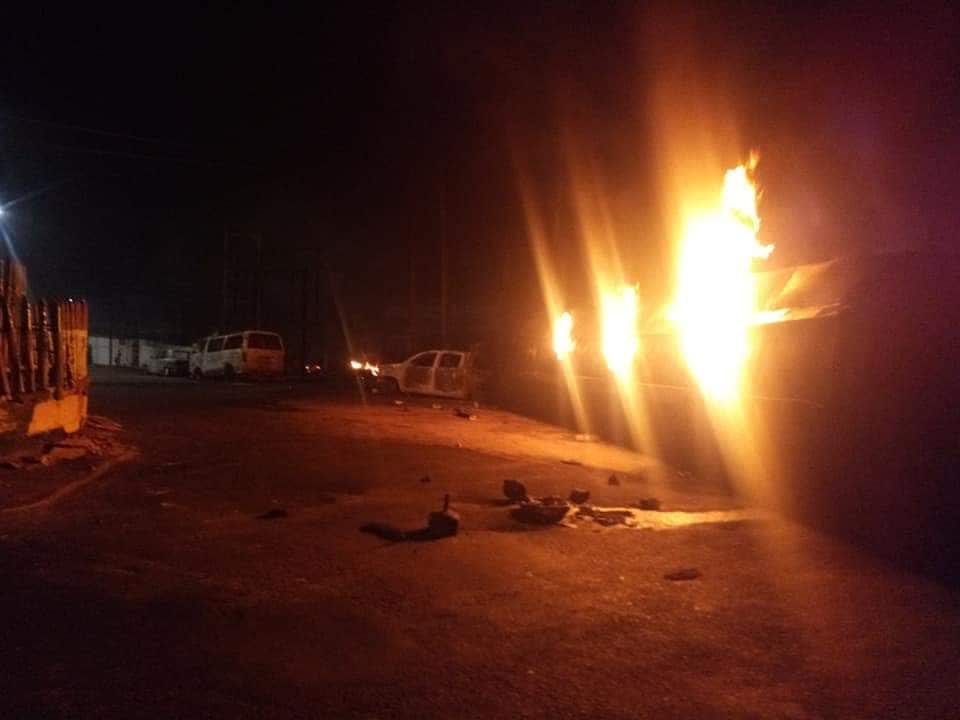 2 killed, 8 injured as tanker explodes beside Anambra governor's lodge (photos/video)
