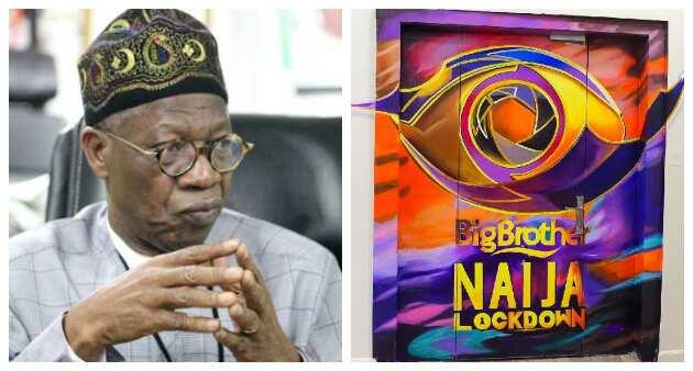 Lai Mohammed asks NBC to stop Big Brother Naija over COVID-19