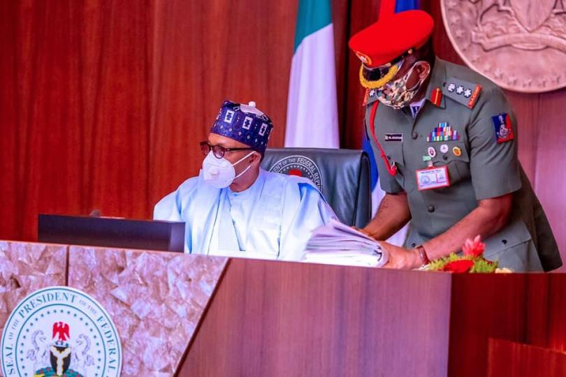 President Buhari appoints new ADC