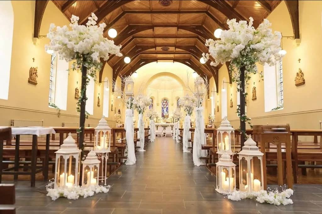 Nigerian Church Decoration Pictures For A Wedding Legit.ng