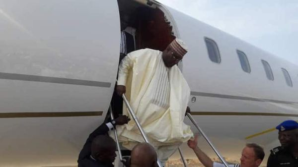 Image result for Why Presidential aspirant, Atiku Abubakar's plane was searched by airport officials