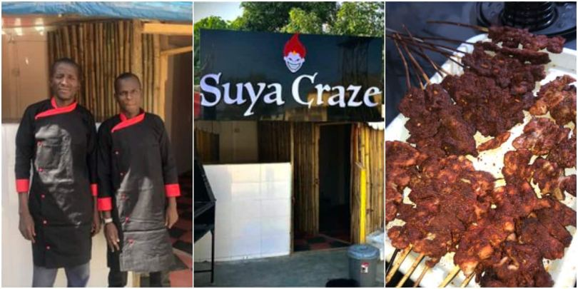 Man opens suya spot with money meant for iPhone 12 Pro Max