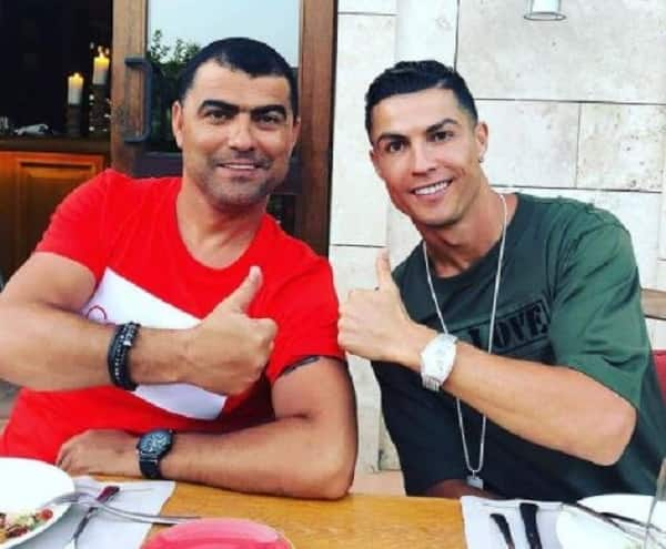 Cristiano Ronaldo's brother Hugo under investigation for fraud in Italy