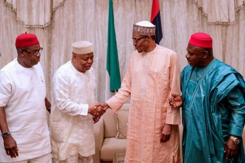 2023: APC has done well for southeast but we deserve presidential slot, Nnamani declares