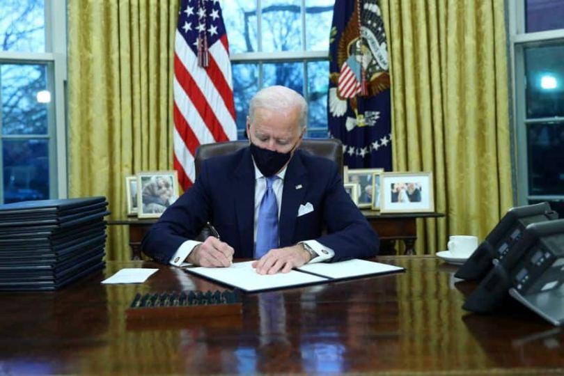 Travel ban: Biden cancels Trump's restriction on Nigeria, Sudan, others