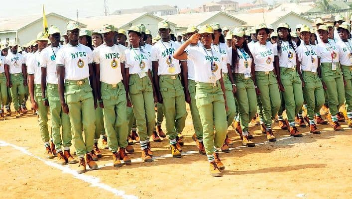 Some National Youth Service Corps (nysc) Members In Nasarawa State Have Produced And Donated 1,000 Face Masks To The Nasarawa State Government As Part Of Their Contribution To The Fight Against The