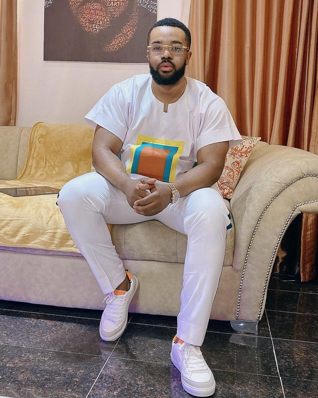 Actor Williams Uchemba biography: age, wife, career, net worth ▷ Legit.ng