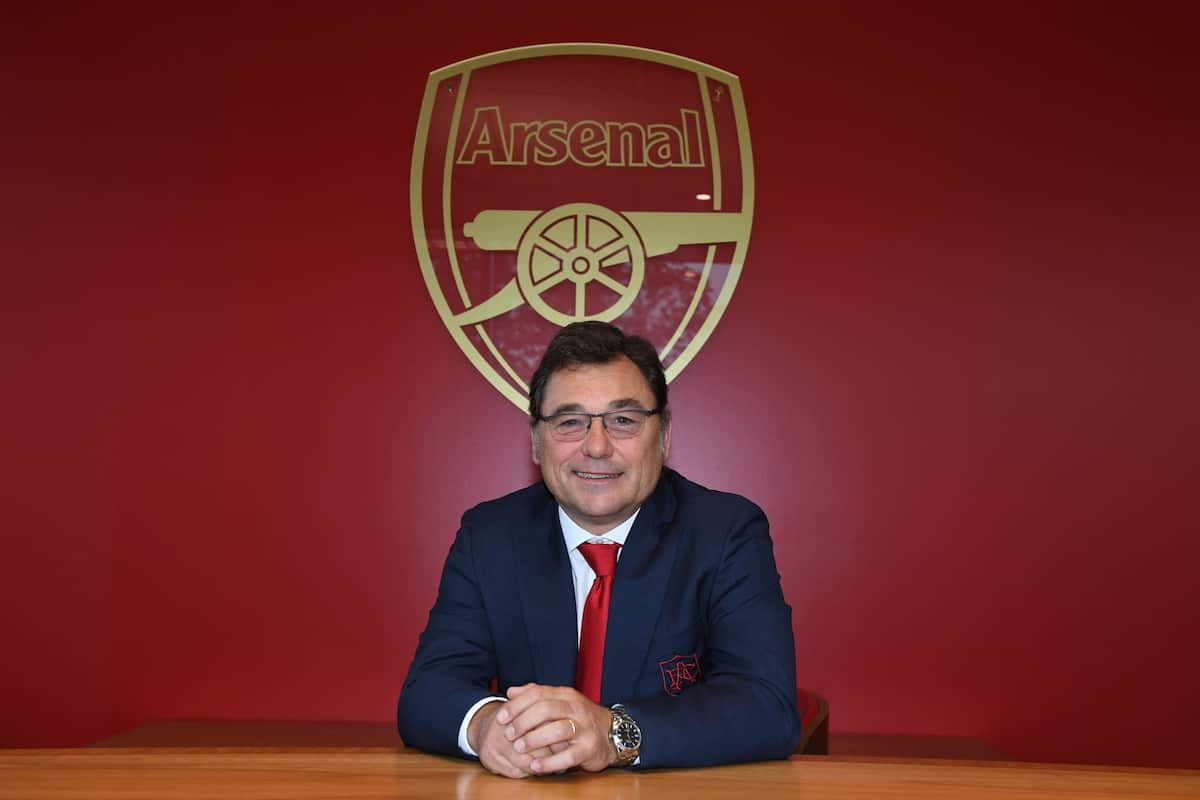 Arsenal's head of football, Raul Sanllehi, is leaving the club with Managing Director, Vinai Venkatesham, set to take over, the Premier League side announced on Saturday. Sanllehi, who was formerly Barcelona's Director of Football, was initially appointed the club's head of football relations before taking on the role of head of football in 2018, following […]