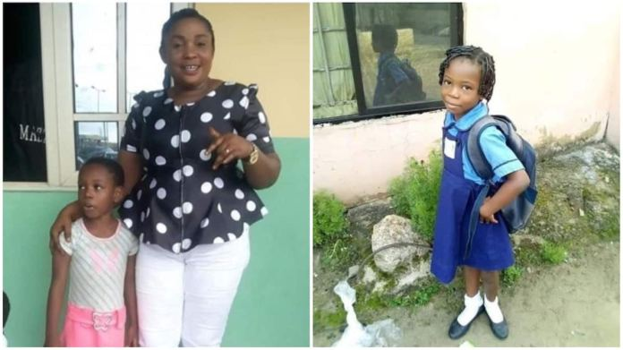 Missing 8-year-old girl reported by Legit.ng found after a month
