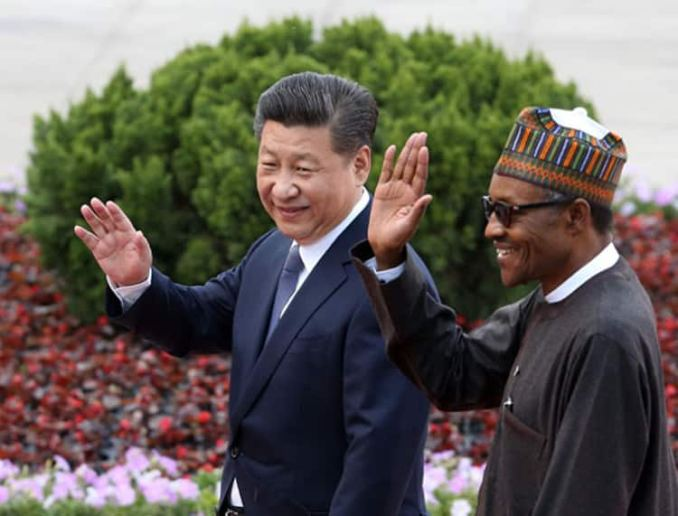 China says no plan to take over Nigeria's sovereignty over 0m loans