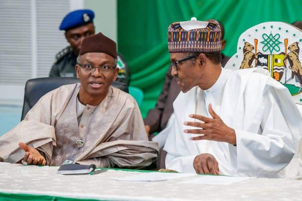 Image result for El-Rufai's threat to foreigners in Nigeria's national interest – Buhari