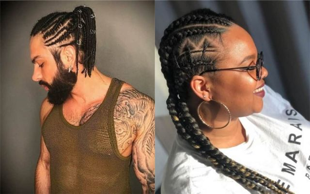 30 cornrows hairstyle ideas for men and women ▷ legit.ng