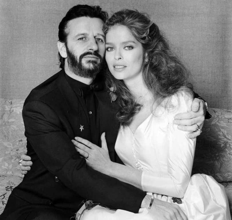 Ringo Starr wife Barbara Bach