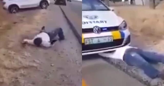 Clip of man behaving like a snake leaves Mzansi scratching their heads