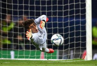 Arrizabalaga inspires Chelsea to UEFA Super Cup victory after beating Europa League winners on penalties
