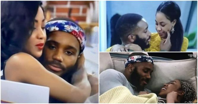 BBNaija Erica leaves the Head of House lounge to be with Kiddwaya (video)