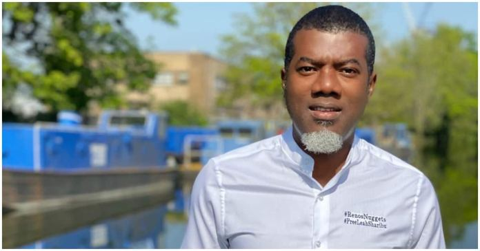 Reno Omokri Believes Some Sinners Have More Love Than Churchgoers