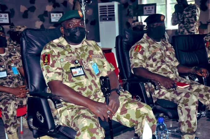 Army boss wants to end insurgency