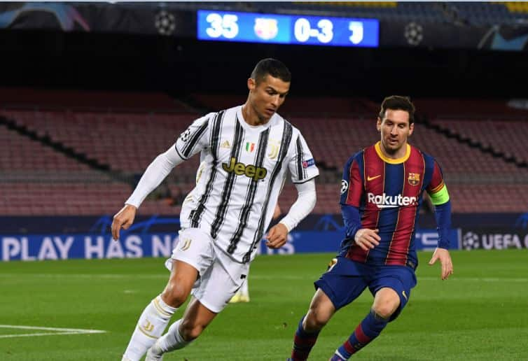 Arthur Melo claims Cristiano Ronaldo is more accessible that Lionel Messi