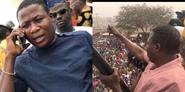 Sunday Igboho: Reactions as Yoruba activist, supporters storm Igangan
