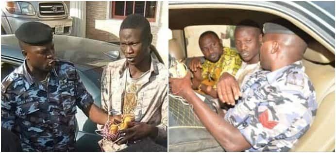 Kaduna bomb scare: My son is a Christian, not Muslim - Suspect's father
