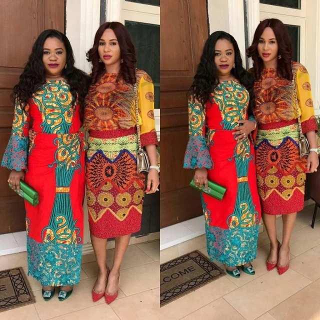 Nigerian traditional look