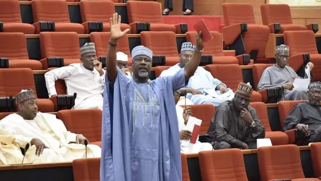 Image result for Dino Melaye wins Kogi West Senatorial District Election