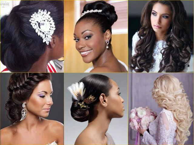 wedding hairstyles in nigeria: best styles for brides