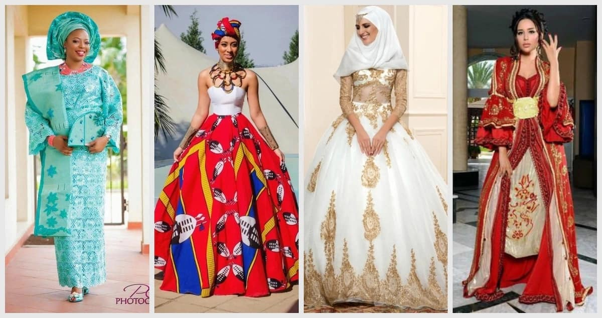 Traditional Wedding Dresses By Country In Africa Legit.ng