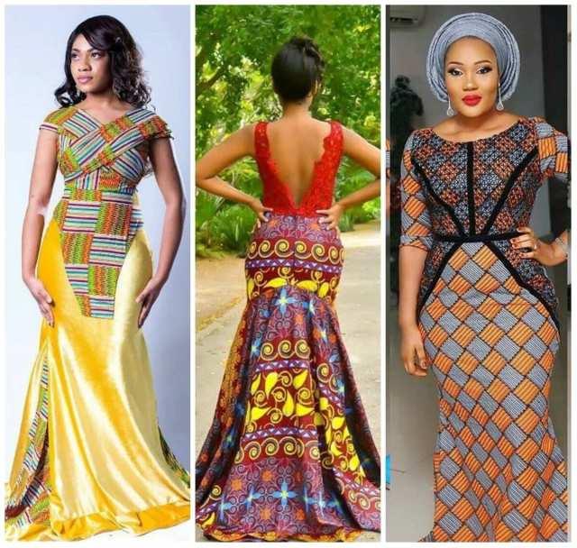 Nigerian traditional dress styles