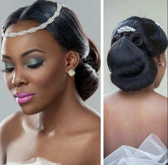 wedding hairstyles in nigeria: best styles for brides